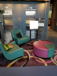 Aloft hotel downtown Brooklyn
