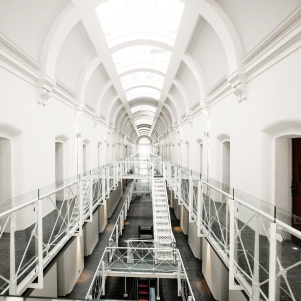 Malmaison,Oxford, interior, hotel, prsion, castle, travel, tourism