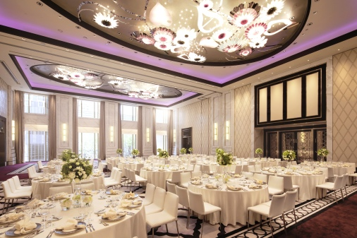 WATG + Wimberly Interiors_Bellagio Shanghai_Ballroom_002