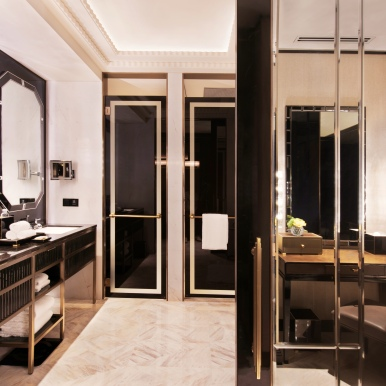 WATG + Wimberly Interiors_Bellagio Shanghai_Bathroom