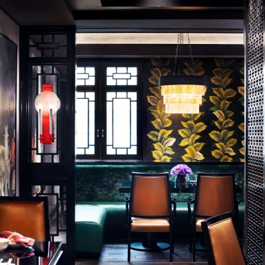 WATG + Wimberly Interiors_Bellagio Shanghai_Chinese Restaurant