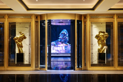 WATG + Wimberly Interiors_Bellagio Shanghai_Main Entrance