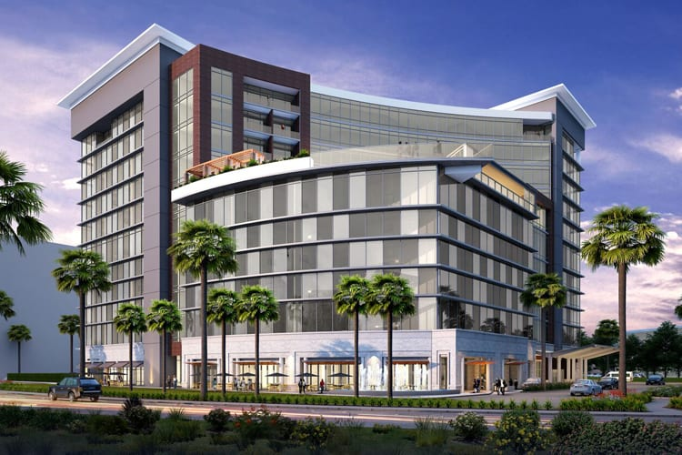 Caesars Is Opening It's First U.S. Non-Gambling Hotel