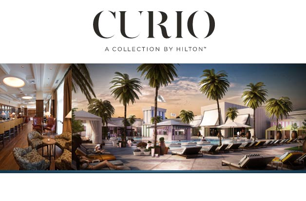 Hilton Expands in Las Vegas by Signing Virgin Hotels to Hilton's Curio Collection Portfolio