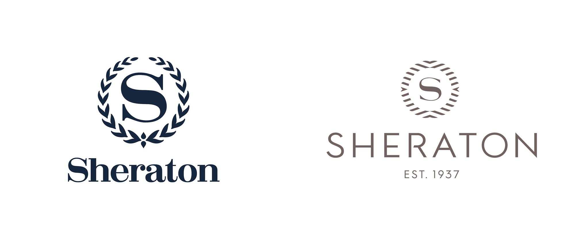 Sheraton Unveils New Logo Desgin