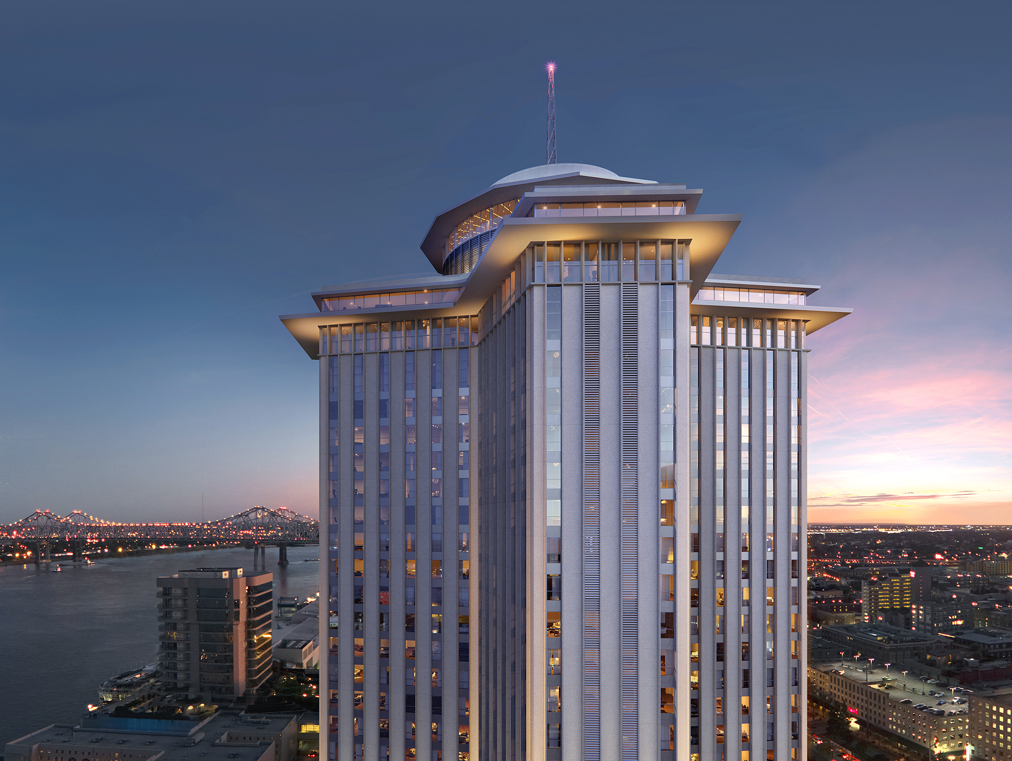 New Orleans Is getting A New Four Seasons Hotel & Residences
