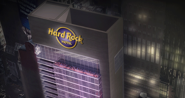 Hard Rock Hotel Gets Ready To Start Construction In New York City